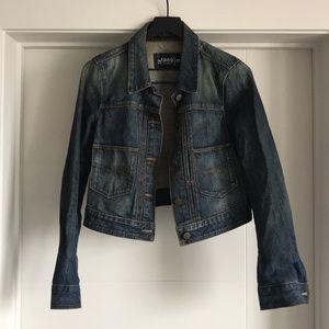 Gap 1969: Dark denim jacket